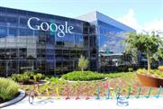 Google: overtaken Apple as world's most valuable company