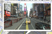 Google: to launch Street View in UK