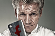 Ramsay: F Word cleared by Ofcom