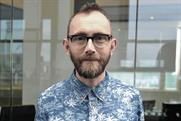 Parker: has worked at Ogilvy Paris and DDB London