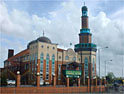 Small Heath mosque: poster was displayed outside