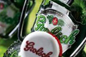 Grolsch: may lose independence