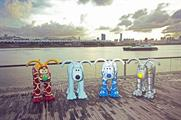 The exhibition will include 16 Gromit sculptures not seen in the UK before