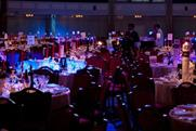 The stage is set for the Media Week Awards 2014