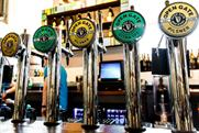 Guinness opens 'experimental' taproom for Londoners