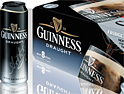Guinness Draught: Irish trial of new can