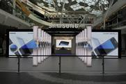 Samsung brought its Galaxy Studio experience to London earlier this year