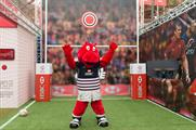 In pictures: HSBC's Sevens Village in Hong Kong
