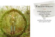 Florist Willy Vincent will be part of Habitat and Hole & Corner's festive event series
