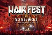 A metal fest to collect hair for kids with cancer shows the creative potential of healthcare marketing