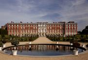 Hampton Court Palace will host the inaugural BBC Good Food Festival