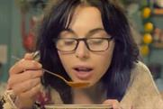 "Heinz soup: ""i love winter"" TV campaign"