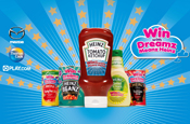 Heinz: instant-win promotion
