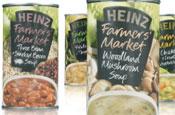 Heinz: Farmers' Market range