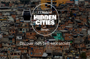 FT and Google release immersive Rio documentary