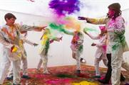 Kingfisher teams with Cinnamon Kitchen for House of Holi experience