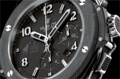 Hublot: acquired by LVMH