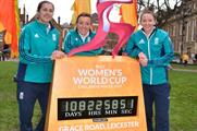 In pictures: ICC unveils countdown clocks for Women's World Cup