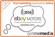 Sponsor the eBay motors awards 2014 and reach 3 million motor enthusiasts