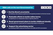 Isba: manifesto aimed at winner of 12 December general election