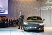 Imagination will take charge of Ford's premium experience stand in Frankfurt