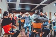 Event TV: Google Cardboard and Abbey Road at King's Cross