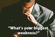 "How to answer the interview question: ""What's your biggest weakness?"""