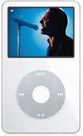 IPod: films for download