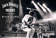 Jack Daniel's: alternative rock and whiskey cocktails
