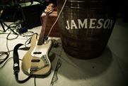 Jameson partners Sofar Sounds for virtual gig series