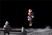 John Lewis: 'Man in the moon' campaign