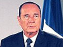 Chirac: looking to start French CNN-type channel