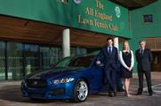 Jaguar has been announced as the official car of The Championships, Wimbledon