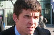 Barton: Nike terminates footballer's contract