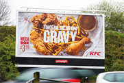 KFC's recipe for outdoor success