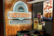 Krispy Kreme opens swinging 60s bar