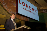 Kit Malthouse, chairman of London & Partners