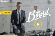 K-Swiss: The Board campaign fronted by DJ Diplo