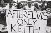 It's Only Rock 'N' Roll But I Like Keith: to be screened by Tiscali