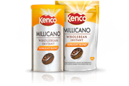 Coffee lovers can get instant laughs with Kenco's live launch event