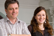 McKenzie and Agnew: joining 999 Design