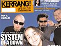 Kerrang!: redesign