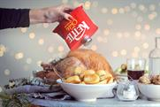 Kettle Chips offers crisps-inspired seasoning shakers in festive giveaway