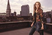 Sophie Turner: Game of Thrones star fronts the Karen Millen autumn/winter 2014 campaign