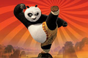 Kung Fu Panda: Forthcoming Paramount release