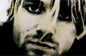 Cobain: star of the campaign