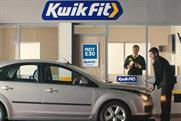Kwik Fit: 'the love your car deserves' by Adam & Eve/DDB