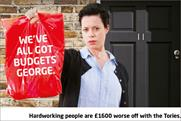 Labour Party: Lucky Generals creates ad for Budget Day