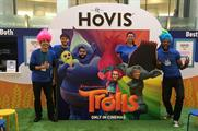 Hovis's sampling activation at Intu Lakeside