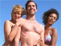 'Lapdance Island': Channel 4 spoof